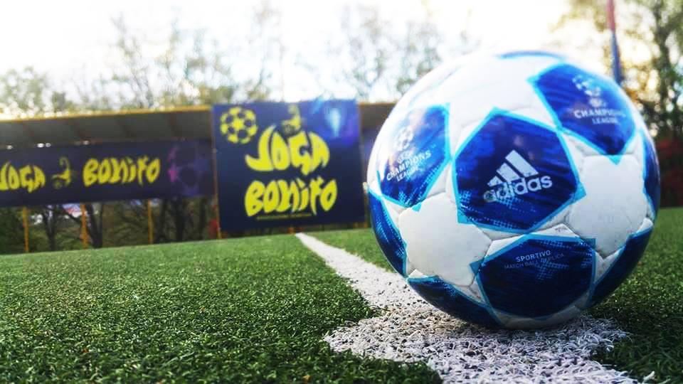 Calcio Joga Bonito