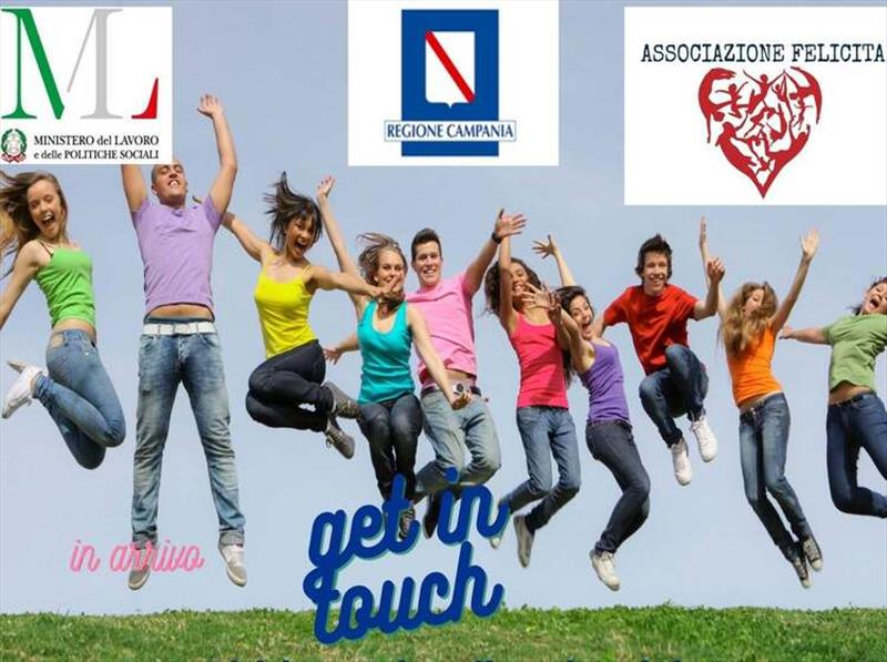Get In Touch Salerno i bambini delle vanelle