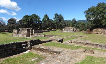 Iximche - Ruinas