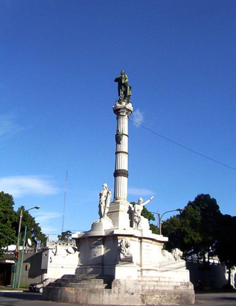 artistas - Monumento A Miguel Granados