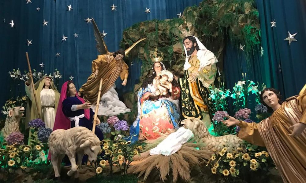 Nacimientos - Nacimiento Catedral Antigua Guatemala 2019