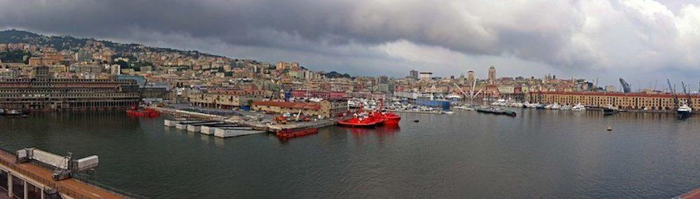Inmigracion - Porto Di Genova