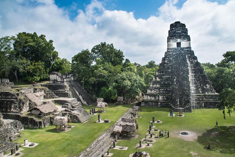 Peten - Tikal
