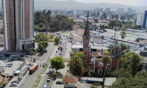 Ciudad de Guatemala - Vista aérea