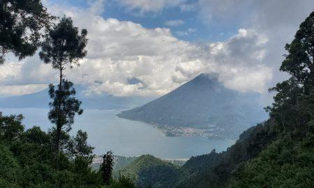 Mirador Lago De Atitlán