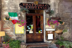 Gastronomia Italiana Restaurante