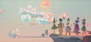 Italy Land Of Wonder - Portada