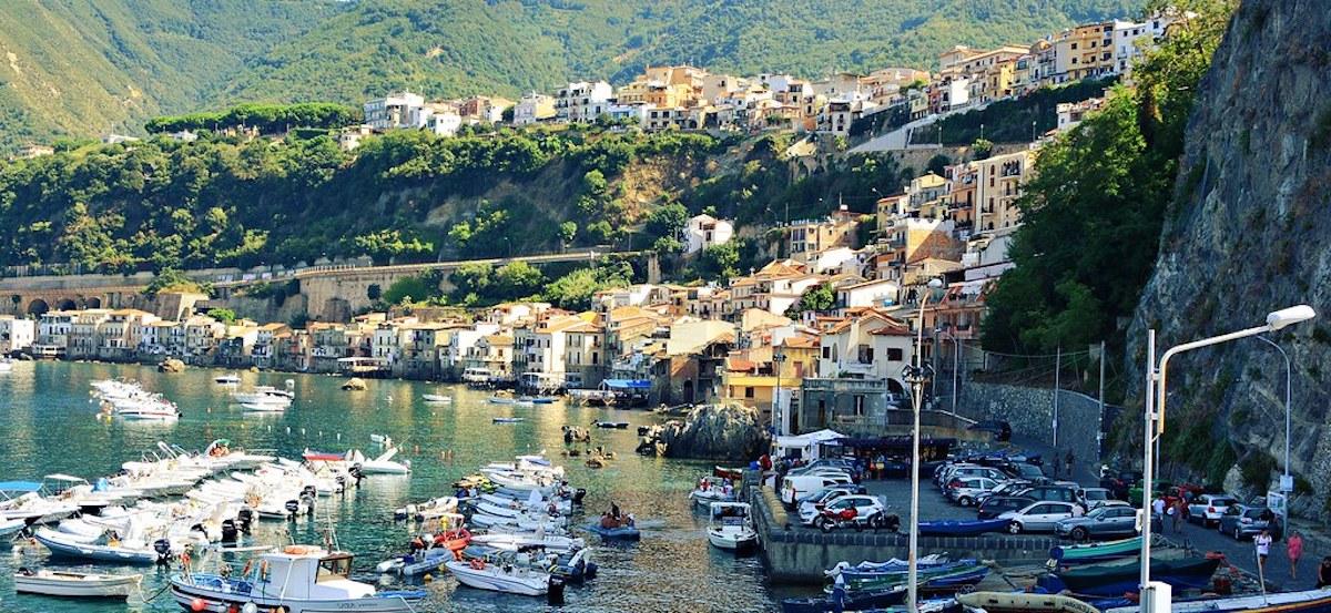 Región De Calabria Portada
