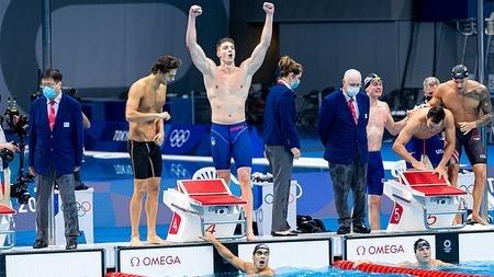 nuoto azzurro nella storia - vittoria bronzo