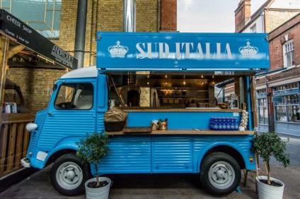 Pizza a portafoglio: il Sud Italia conquista Londra