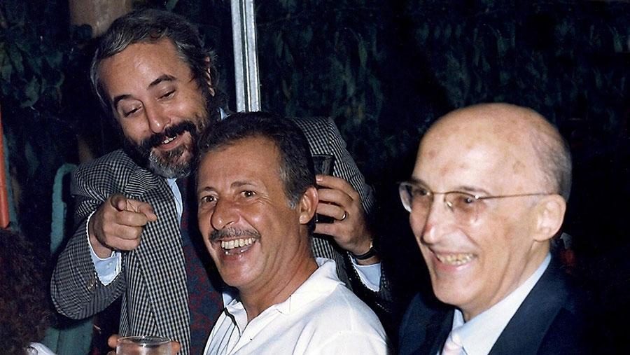 i due giudici che hanno combattuto la mafia siciliana