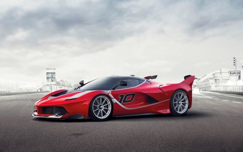 La Ferrari FXX K vince il Compasso d'Oro