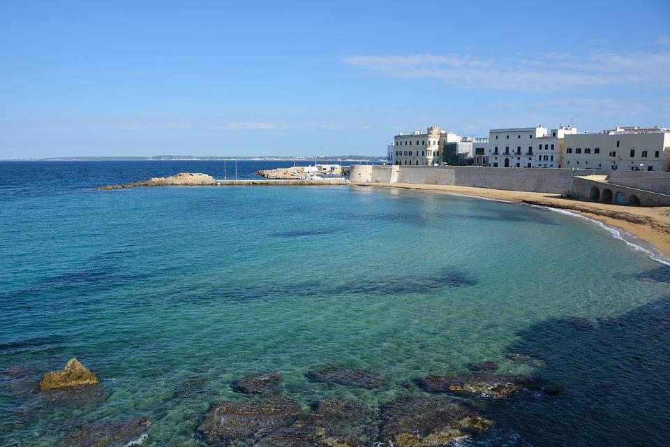Puglia - costa pugliese