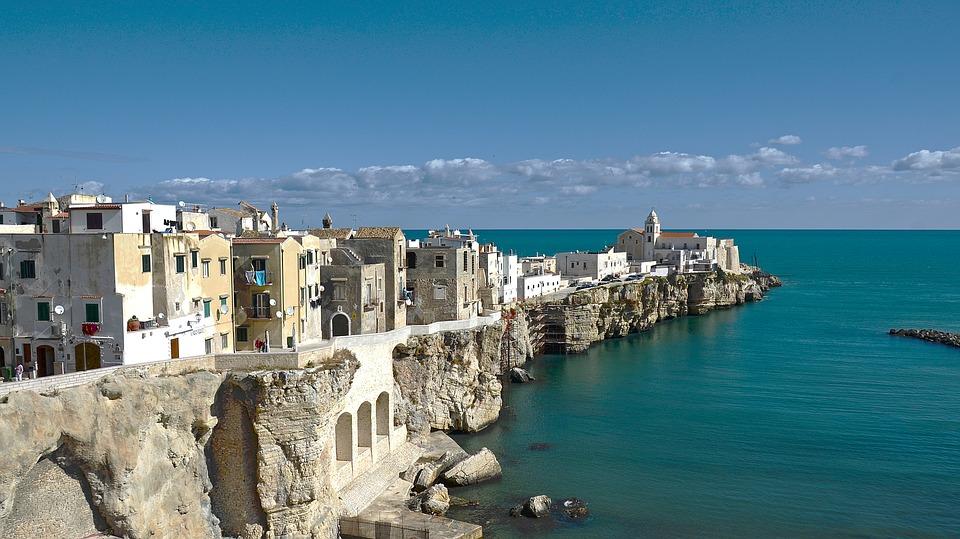 Puglia - costiera