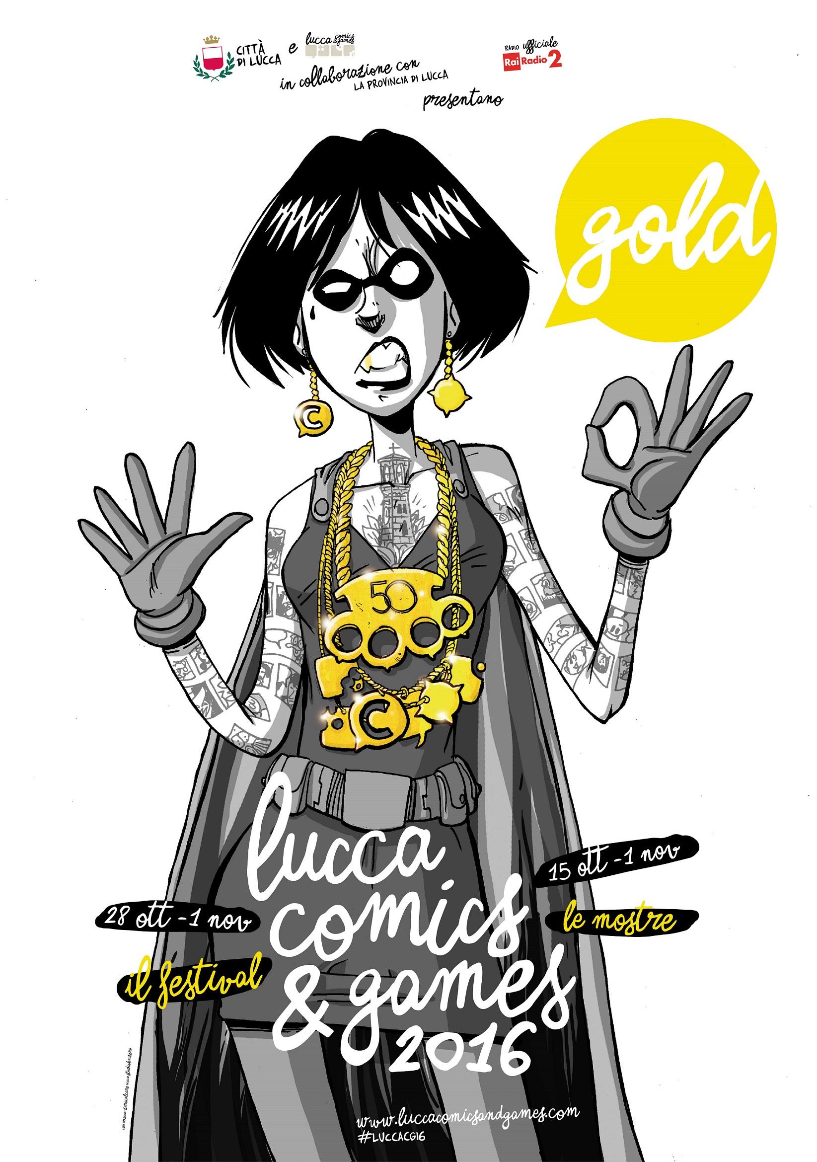 Lucca Comics & Games: il festival per i nerd (e non solo)