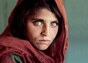 Sharbat Gula: la ragazza del ritratto afghano di McCurry