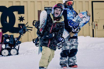 La storia di Ian Matteoli talento di snowboard