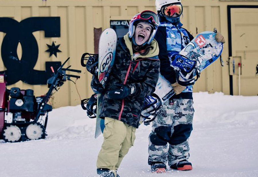 Ian Matteoli, promessa italiana dello snowboard