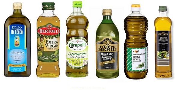 Gli oli extravergine italiani più famosi e conosciuto