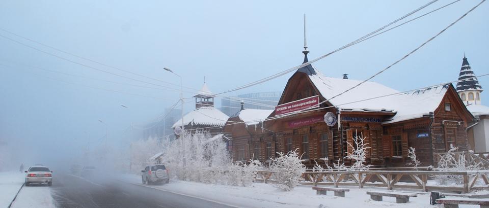 Yakutsk: il freddo non ferma la ristorazione made in italy