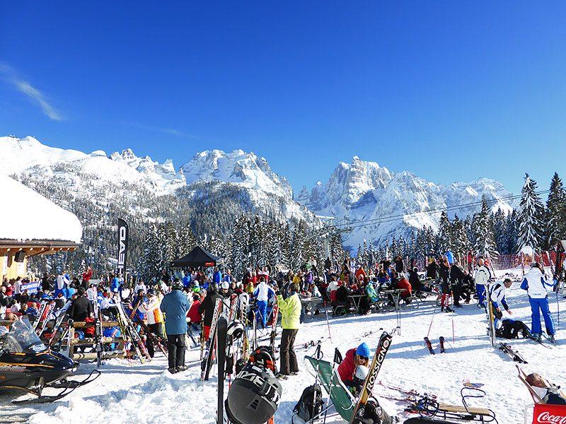 Madonna di Campiglio: un luogo entusiasmante che ospita la tradizionale gara di slalom