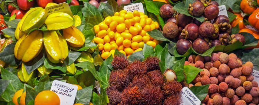 Frutta esotica: quante virtù!Ne siamo consapevoli?