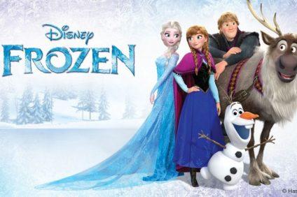 La magia di Frozen in scena con l'orchestra dal vivo