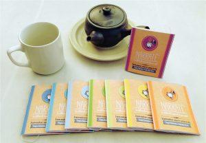 narratè è un progetto che nasce alla scoperta del tè e della lettura