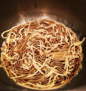 Torta alla bolognese | cucina italiana all'estero