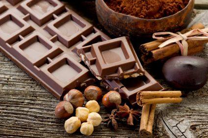 cioccolato e vizi capitali