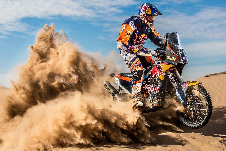 Dakar 2017 competizione in cui partecipano molti italiani. I nostri risultati sono soddisfacenti