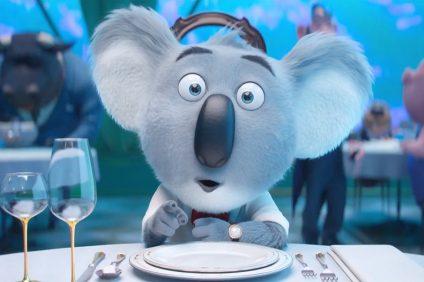 Sing: arriva al cinema il nuovo esilarante film d'animazione