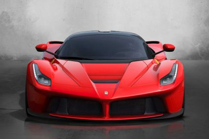 Ferrari leggenda