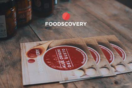 foodscovery il nuovo sistema che ti fa riscoprire il gusto del territorio