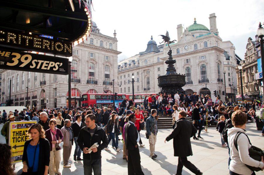 Influx: una fotografia del Belpaese a Londra
