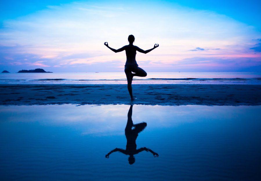 Lo yoga tonifica ed aumenta la flessibilità.