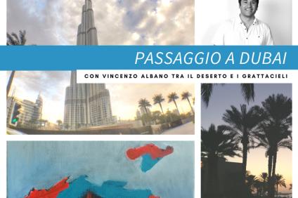 Passaggio a Dubai - Vincenzo Albano