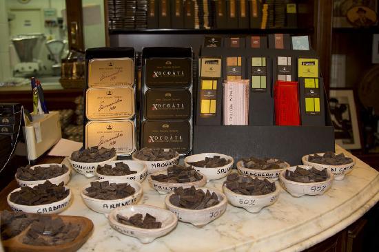Modica: soste sotto il segno della dolcezza, tra cioccolato e gelato