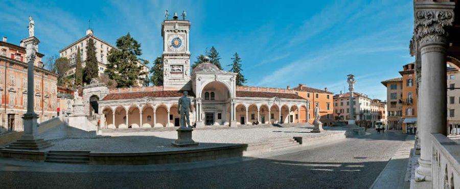 Udine: la città italiana di frontiera che vi sorprenderà