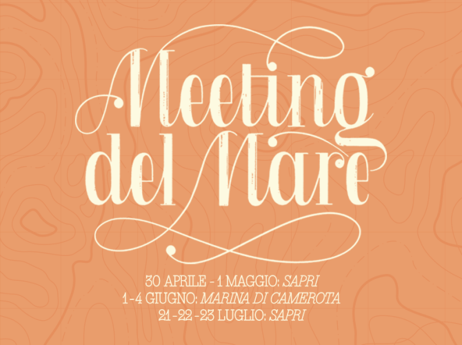 Meeting del mare date