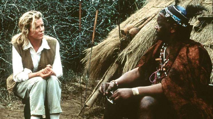 La storia di Kuki Gallmann ha ispirato un film con Kim Basinger