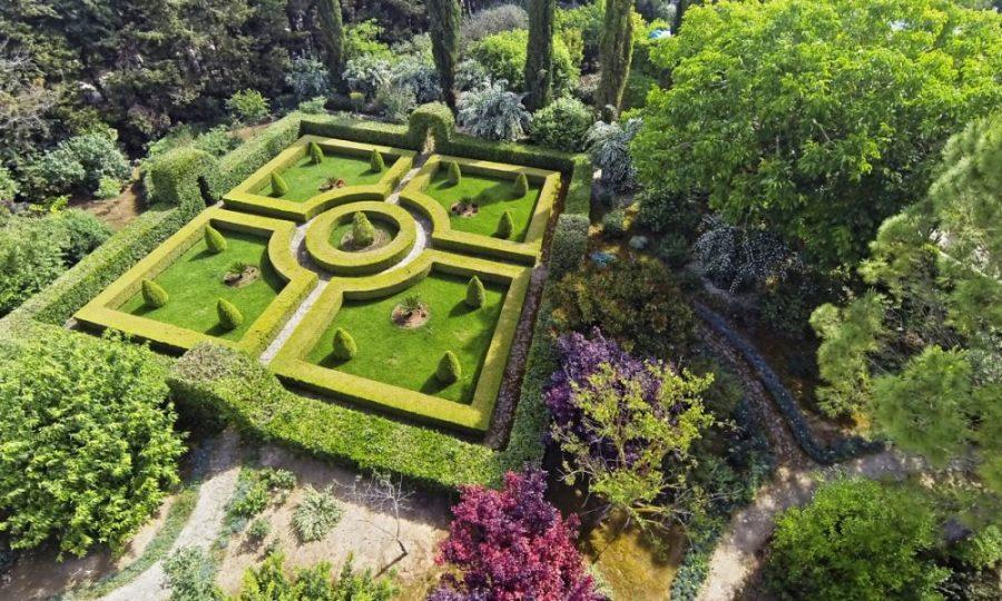 Alla scoperta dei giardini d'Italia
