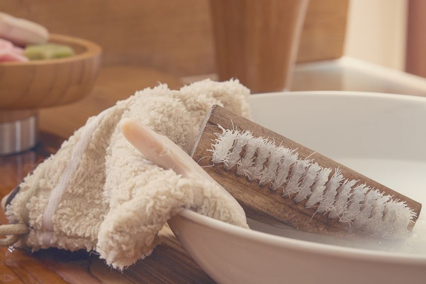 Body brushing: trattamento anticellulite ed antirilassamento cutaneo ha conquistato le donne italiane