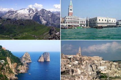 L'agenda turistica di Maggio. Gioielli dell'arte e della natura da scoprire
