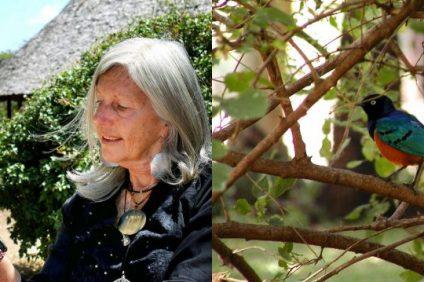 Kuki Gallmann: scrittrice italiana che lotta per il Kenia