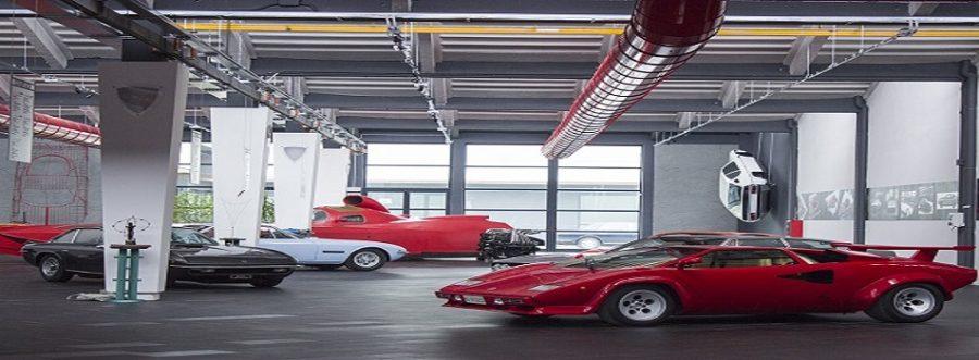 Il Museo Ferruccio Lamborghini è il luogo perfetto da cui partire se viaggiate in coppia o in famiglia.