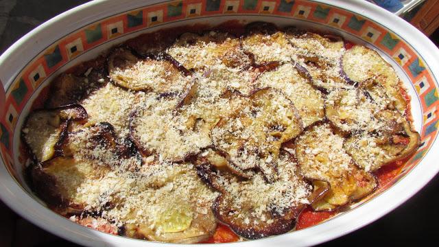 pasta alla parmigiana pronta da mangiare