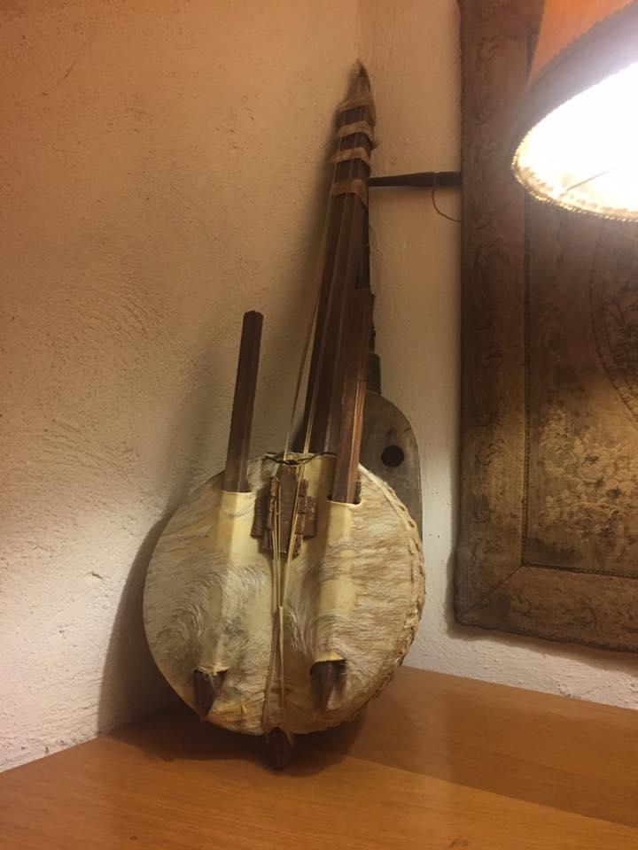 Produzione artigianale Made in Italy degli strumenti etnici
