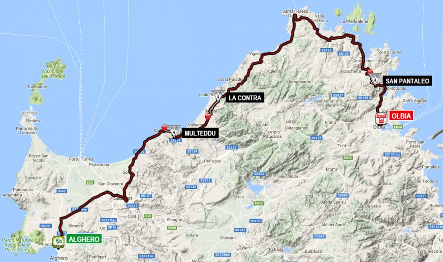 Come seguire le 21 tappe del Giro d'Italia?