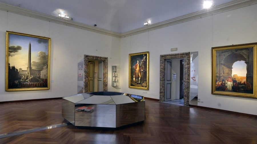 Il museo di Palazzo Braschi ha riallestito le sale espositive per ripercorrere la storia di Roma